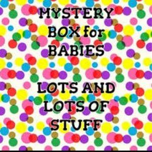 5Lb Baby 👶 Boy Mystery Box